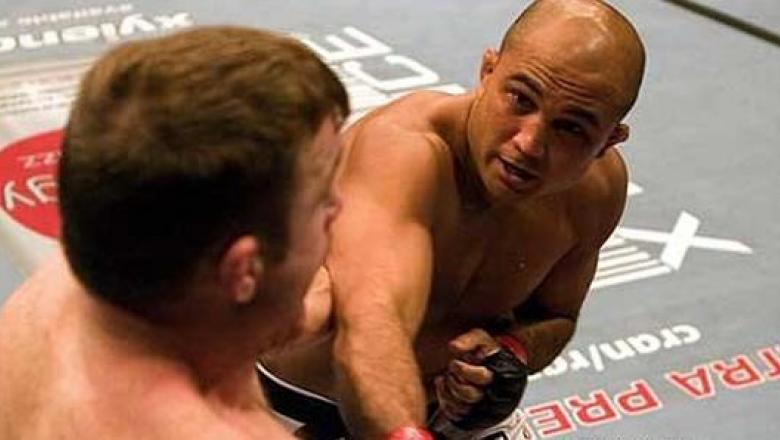 Matt Hughes vs. BJ Penn UFC 63