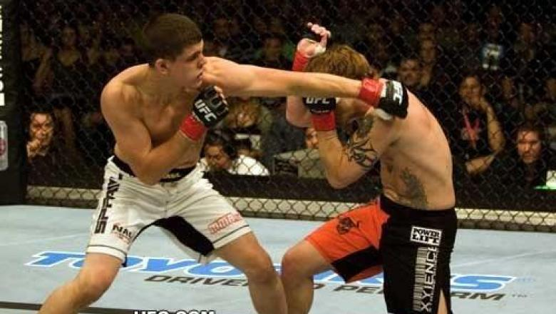 Jens Pulver vs. Joe Lauzon UFC 63
