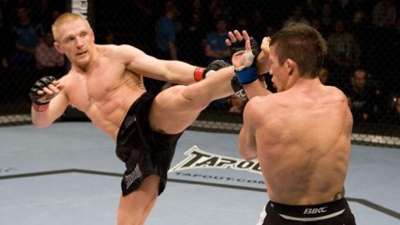 UFC 93 Dennis Siver vs Nate Mohr