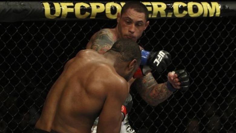 UFC 108 Rashad Evans vs Thiago Silva