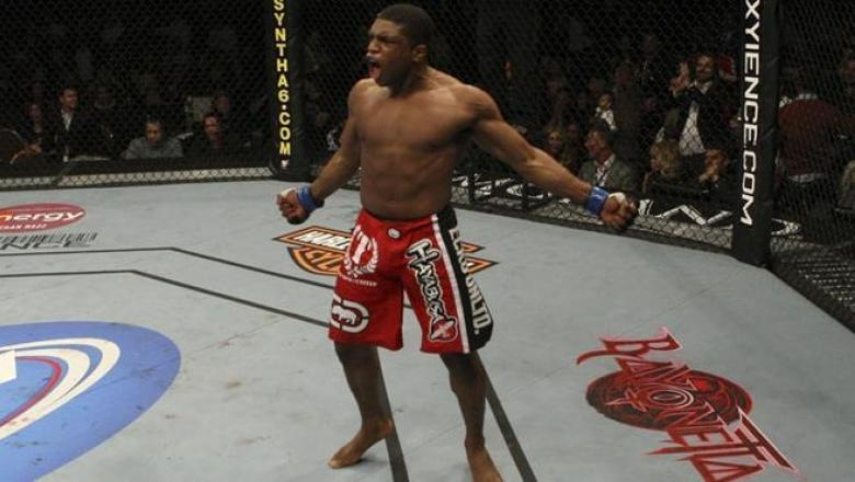 UFC 108 Paul Daley