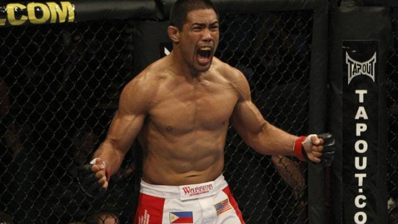 UFC 108 Mark Munoz