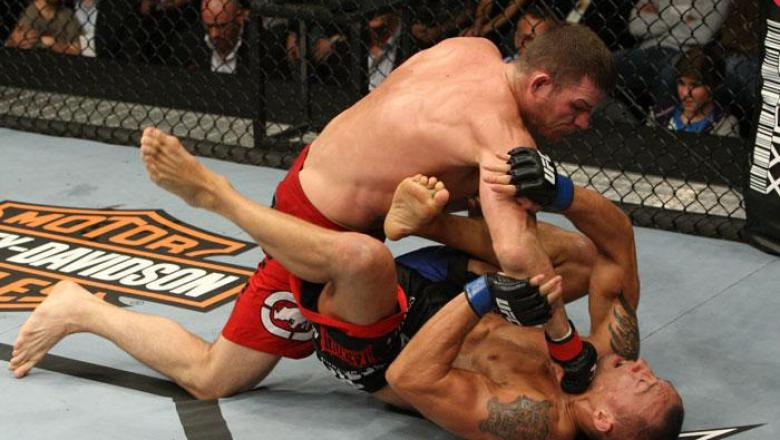 UFC 105 Michael Bisping vs Denis Kang