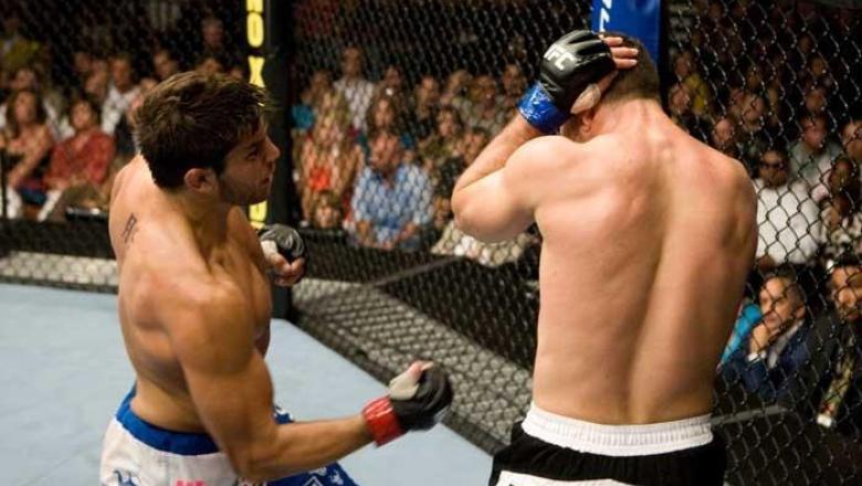 UFC 86 Patrick Cote vs Ricardo Almeida