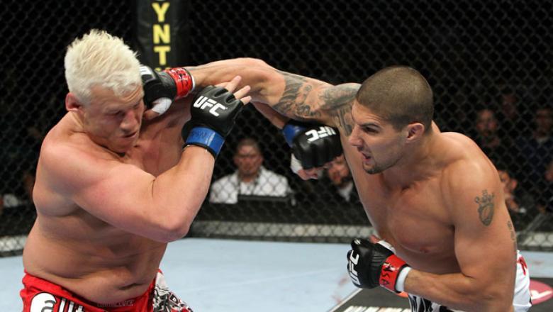 UFC 116 Brendan Schaub vs Chris Tuchscherer