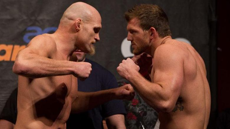 UFC 110 Weigh-In Keith Jardine & Ryan Bader