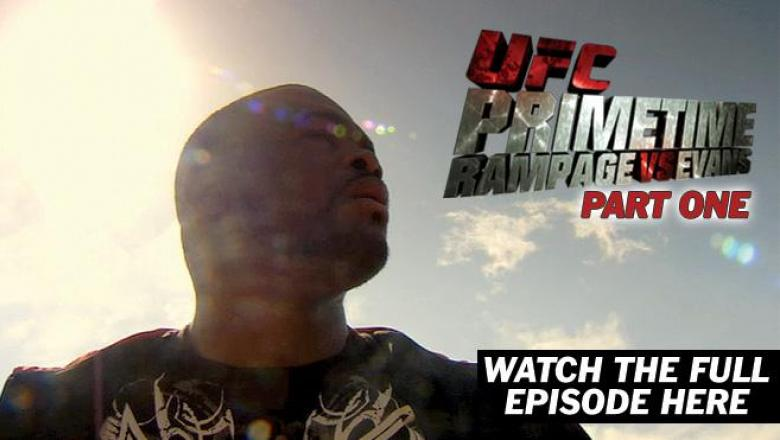 UFC Primetime Rampage vs Evans 658x371 Part One