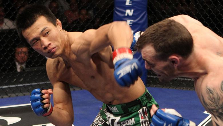 WEC 9/30 George Roop vs Chan Sung Jung