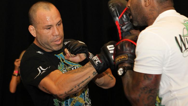 UFC 132 Open Workouts