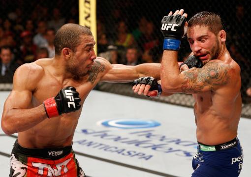 UFC 179 - 25 de outubro de 2014 - José Aldo x Chad Mendes 2
