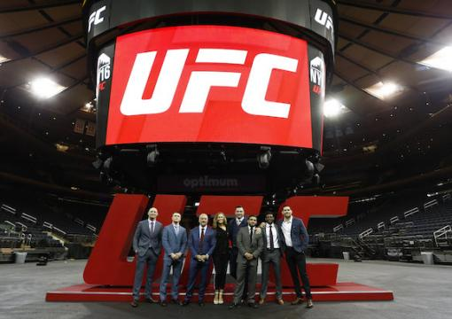 ufc in nyc