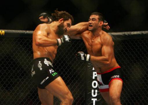 UFC 70 Werdum Arlovski