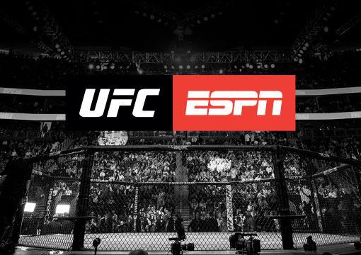 UFC on ESPN co-branded Image