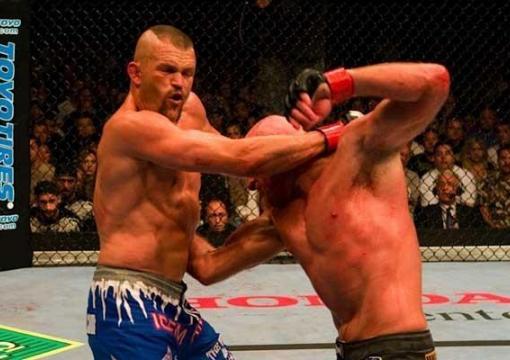 UFC 76 Knockout Keith Jardine vs Chuck Liddell