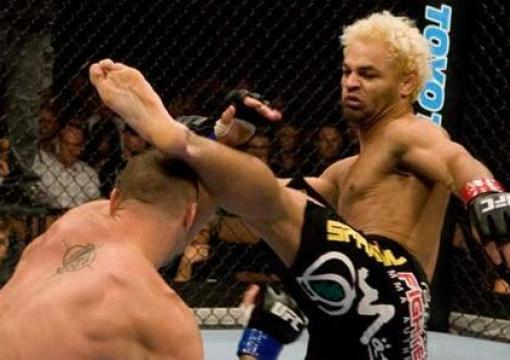 UFC 86 Chris Lytle vs Josh Koscheck
