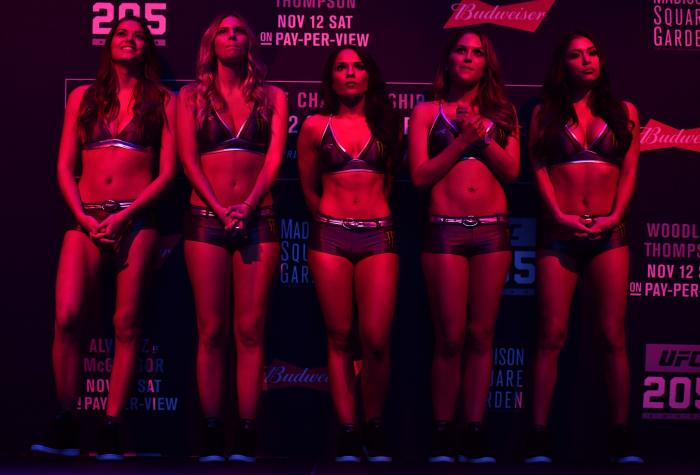 UFC Octagon Girls