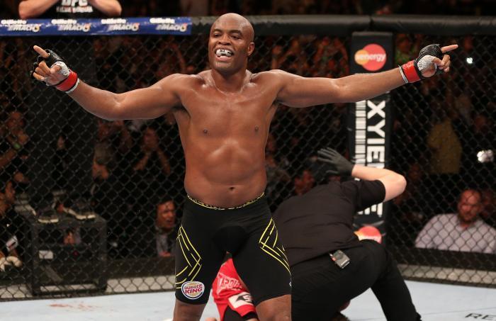 , Anderson Silva não só participou, como liderou dois cards no Rio, o UFC 134 e o UFC 153, vencendo ambas lutas por nocaute. Ele estará de volta no UFC 237.