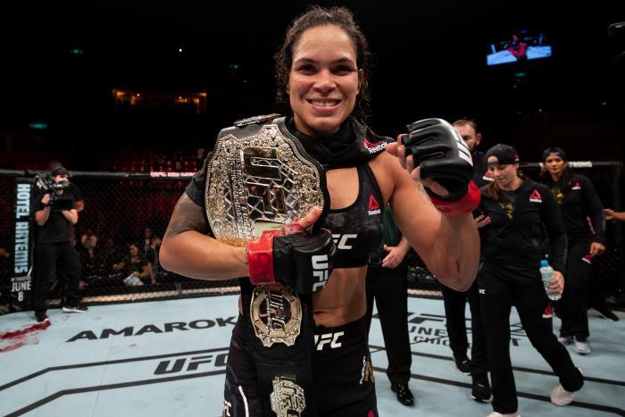 Nossa atual campeã peso-galo e peso-pena, Amanda Nunes deu três shows em três apresentações na cidade: ela estreou no UFC 163, esteve no UFC Fight Night de 2015 e defendeu seu título no UFC 224 - vencendo todas as lutas por nocaute.