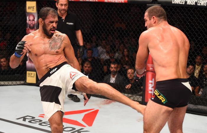 O UFC 190, em 2015, teve a reedição da batalha entre Rogério Minotouro e Maurício Shogun, que terminou em vitória do curitibano.