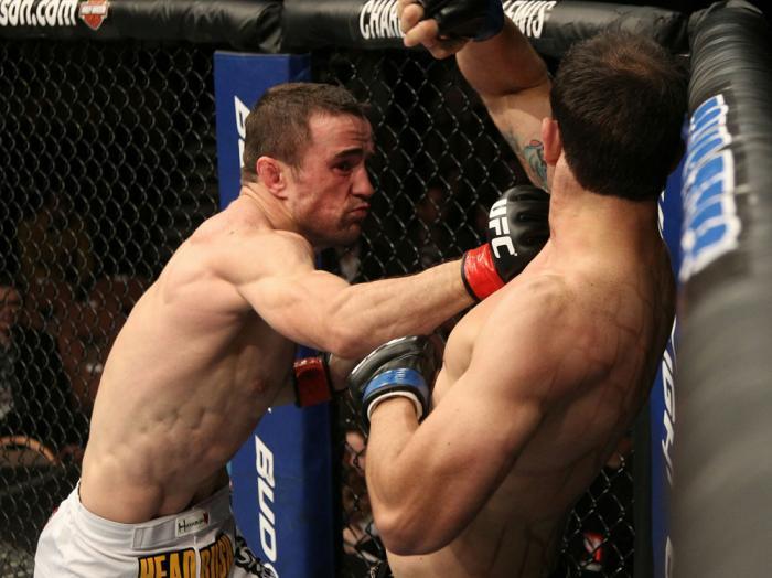 Paul Taylor vs Gabe Ruediger