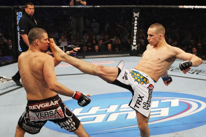 Rory MacDonald vs Nate Diaz