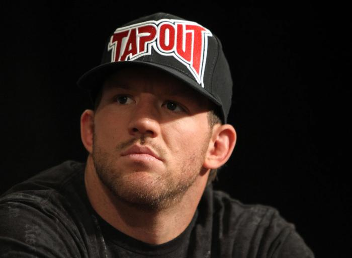 UFC 132 Pre-fight Press Conference: Ryan Bader