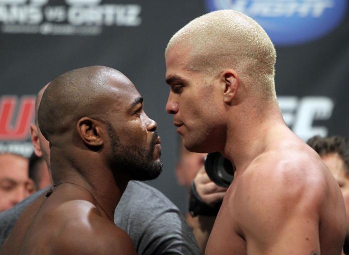 Evans vs. Ortiz