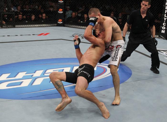 UFC 133: MacDonald vs. Pyle