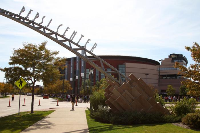 Pepsi Center - Denver, CO