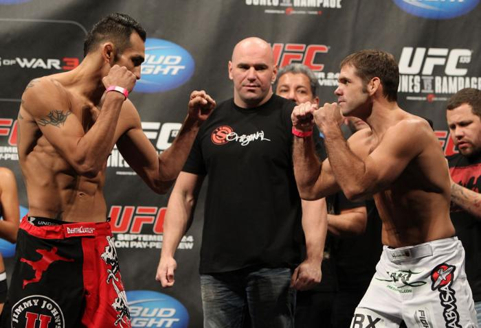 Tony Ferguson vs Aaron Riley