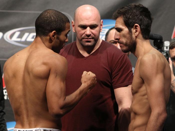 Jose Aldo vs Kenny Florian