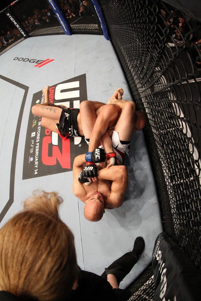 Brandon Vera vs Eliot Marshall