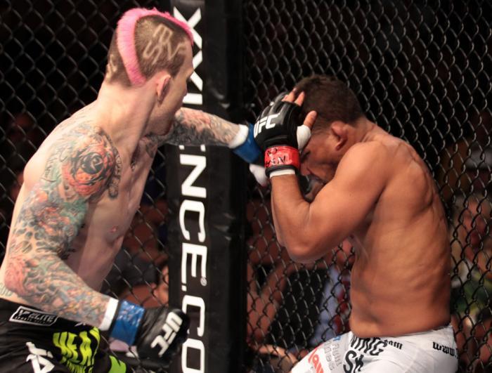 Tyson Griffin vs Bart Palaszewski