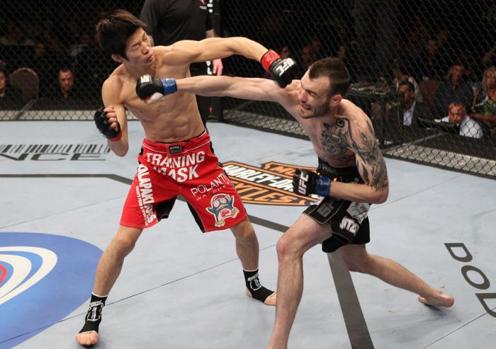 Hatsu Hioki vs George Roop