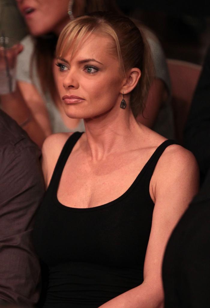 Actress Jaime Pressley