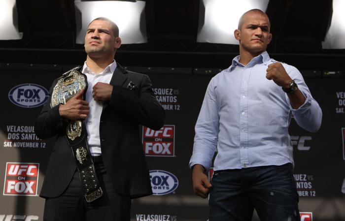 Cain Velasquez & Junior dos Santos