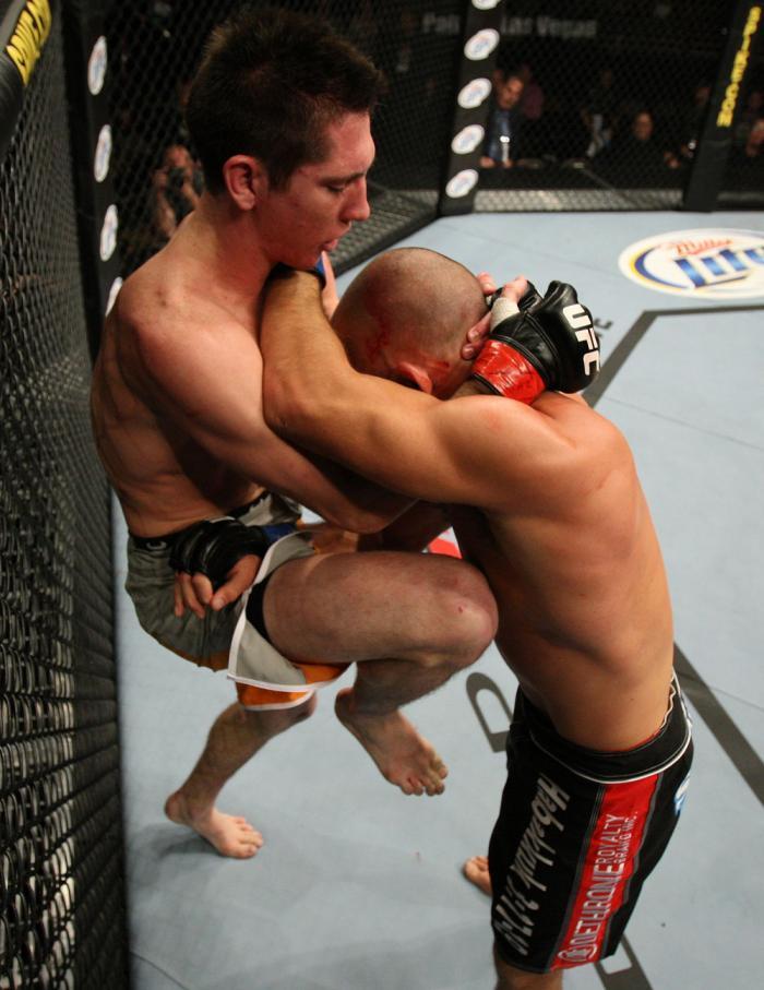 Steven Siler vs Josh Clopton