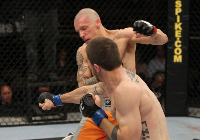 John Albert vs Dustin Pague