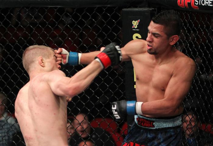 Michael McDonald vs Edwin Figueroa