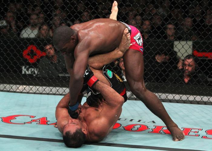 Antonio Rogerio Nogueira vs Phil Davis