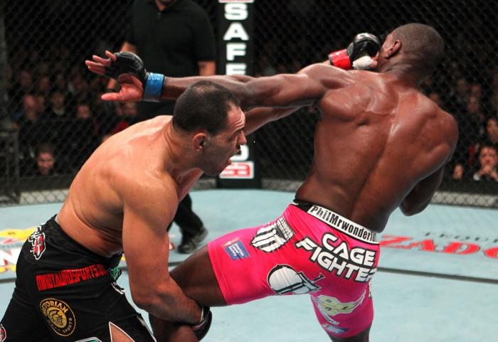 Phil Davis vs Antonio Rogerio Nogueira