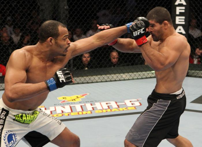 Dave Branch vs Rousimar Palhares