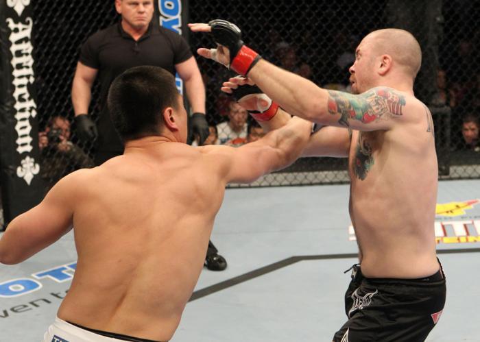 Dongi Yang vs Rob Kimmons