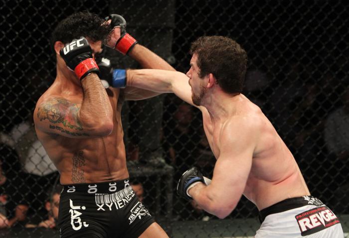 Shane Roller vs Thiago Tavares