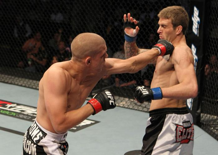 Joe Lauzon vs Curt Warburton