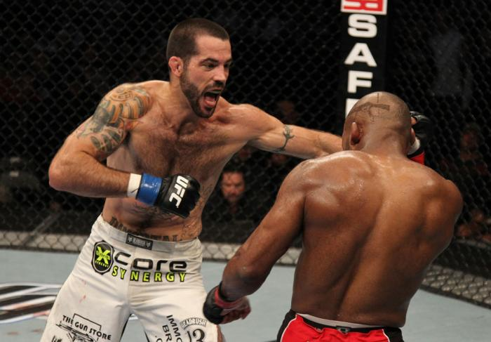Matt Brown vs John Howard