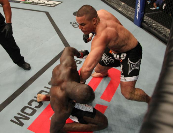 Cheick Kongo vs Pat Barry