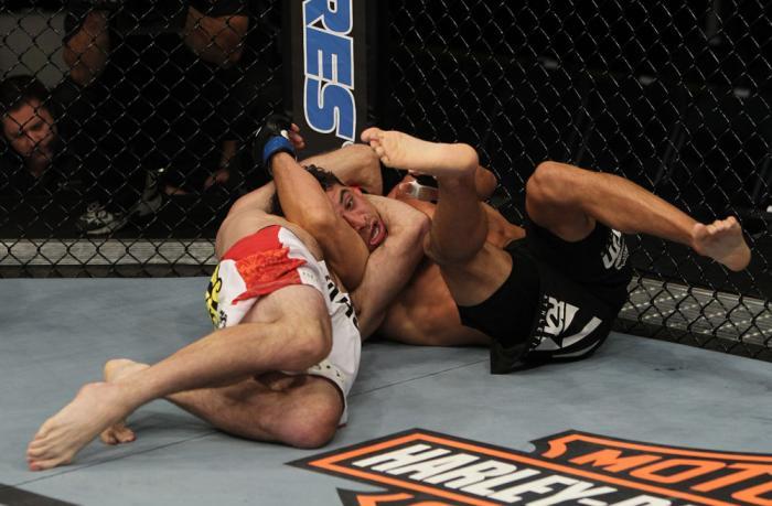 Jacob Volkmann vs Danny Castillo