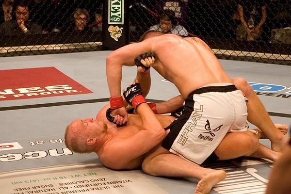 UFC 65 Jake O'Brien Vs. Josh Schockman
