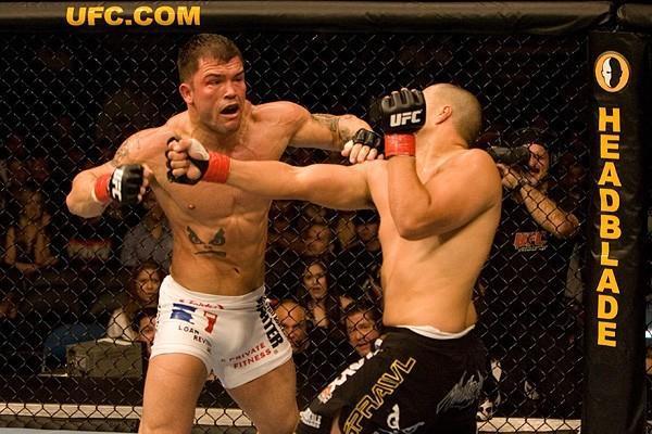 UFC 65 James Irvin Vs. Hector Ramirez